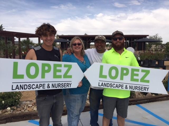 Landscape Installation Lopez Landscape Apple Valley Ca Home
